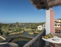 Le Palme balcony view suite