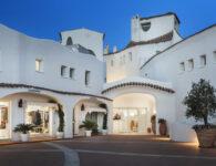 Romazzino-Hotel Entrance Boutiques