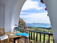 Romazzino-Sea view Premium Double Room Balcony