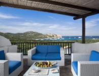 Romazzino-View from terrace