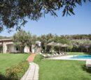 (A34)Esterno Villa del Parco - Hotel La Rocca Resort & Spa