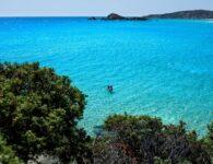 CHIA LAGUNA_A COUPLE IN THE SEA