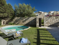 Nuraghe junior suite con piscina2