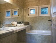 Petra Segreta Deluxe Double - bathroom