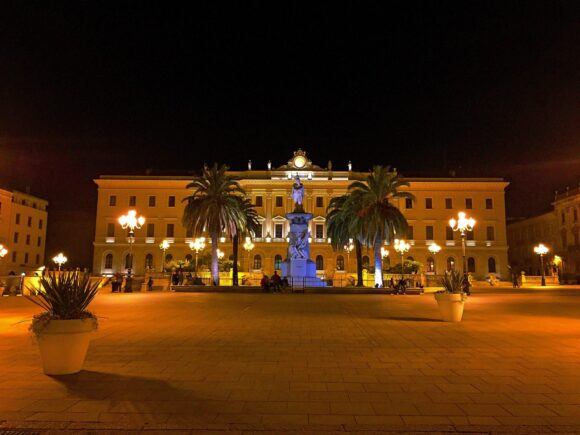 Visit Sardinia VIP Sassari - the north capital of Sardinia