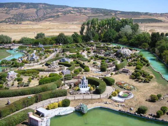 Visit Sardinia VIP | The Park of Sardinia in Miniature