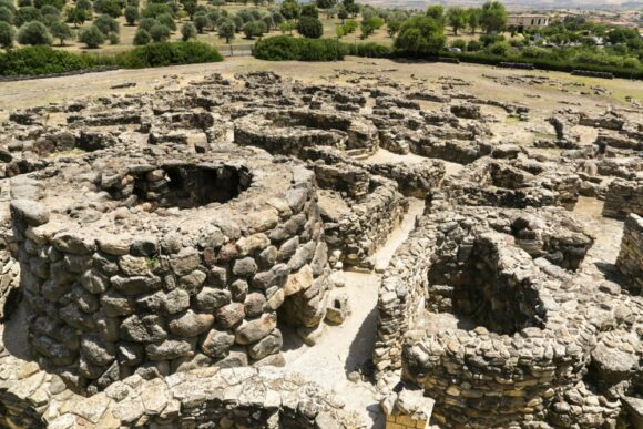 "Visit Sardinia VIP The Nuragic Village ""Su Nuraxi"" of Barumini 2"