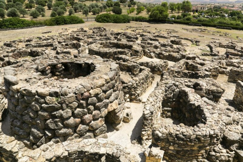 "Visit Sardinia VIP The Nuragic Village ""Su Nuraxi"" of Barumini 2"