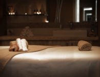54Paradise SPA_massage room_dettaglio lettino