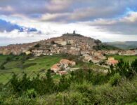 Sardinia typical villages