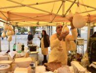 Sardinia food market