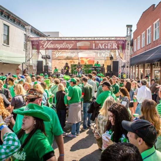Image result for saint patrick's day Savannah