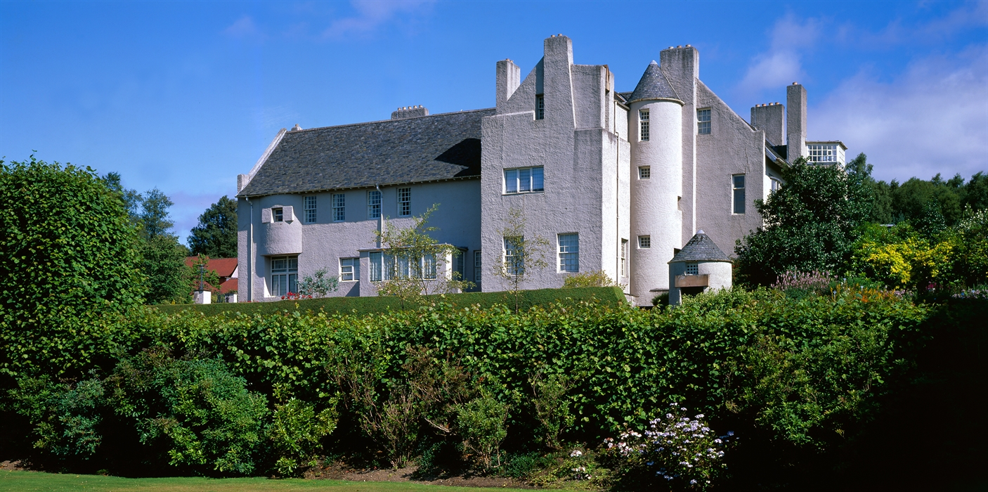 The Hill House Visitscotland
