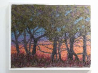 Stitch a Landscape ~ From design to finished piece