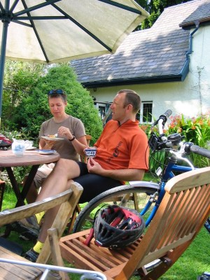 Slow Food Cycle Tour Shropshire