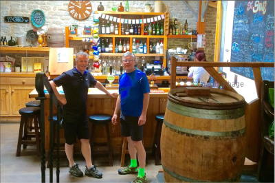 Slow Food Cycling Tour