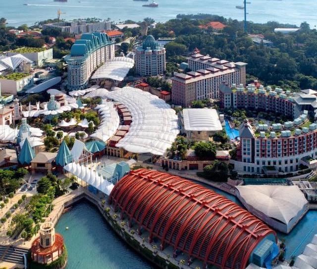 Explore Exhilarating Activities At Sentosa Visit Singapore Official Site