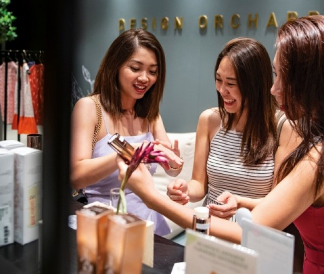 Your Guide To Shopping In Singapore