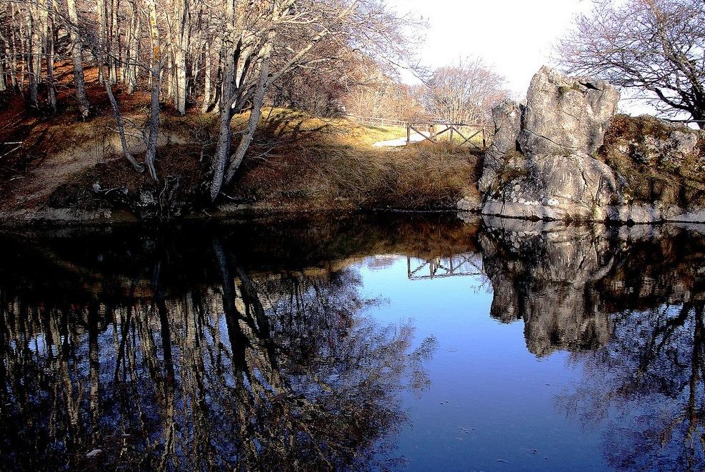 Lago di Gamberale