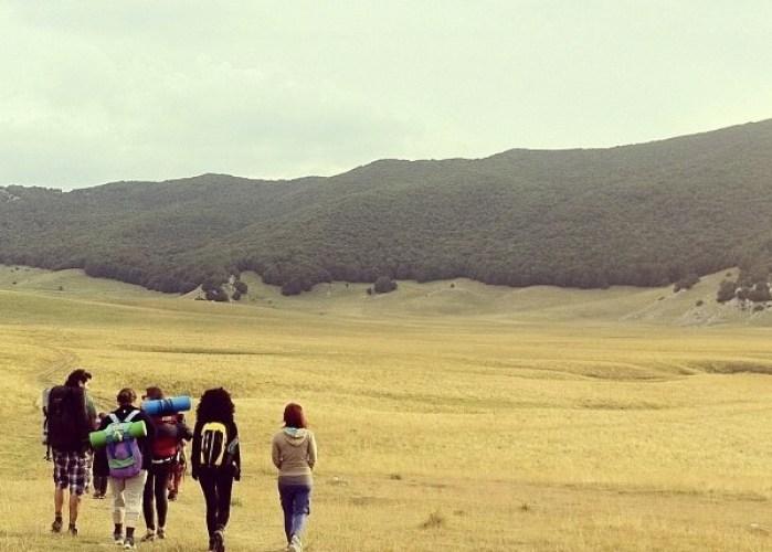 Trekking in Abruzzo