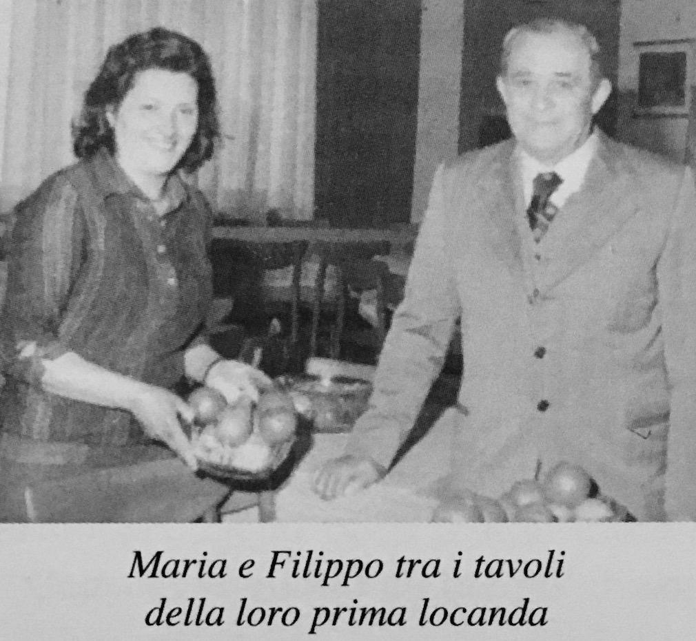 Maria e Filippo