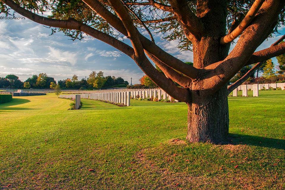 Cimitero Inglese Torino di Sangro