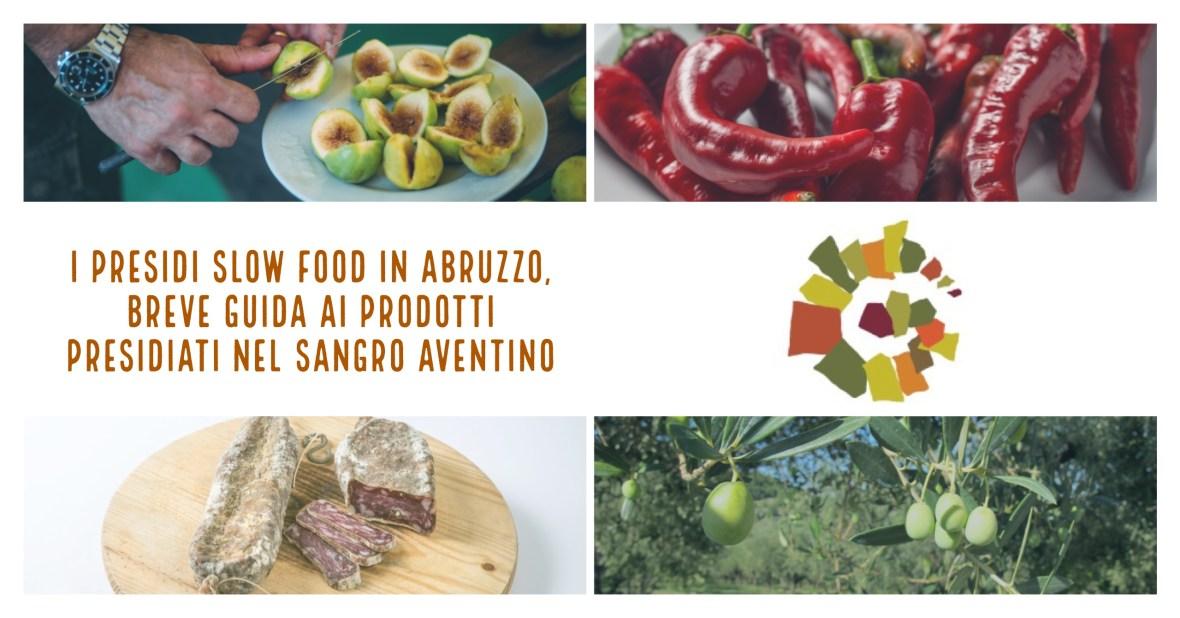 Presìdi Slow Food Sangro Aventino