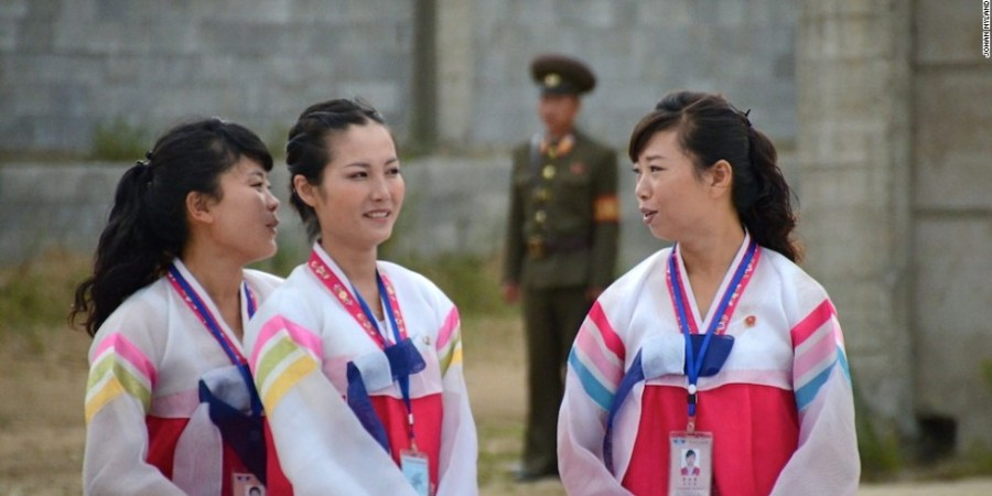 London Lawyer's Story of Visiting North Korea