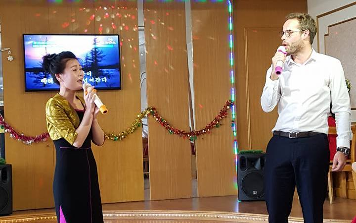Have you got what it takes to do Karaoke in North Korea?
