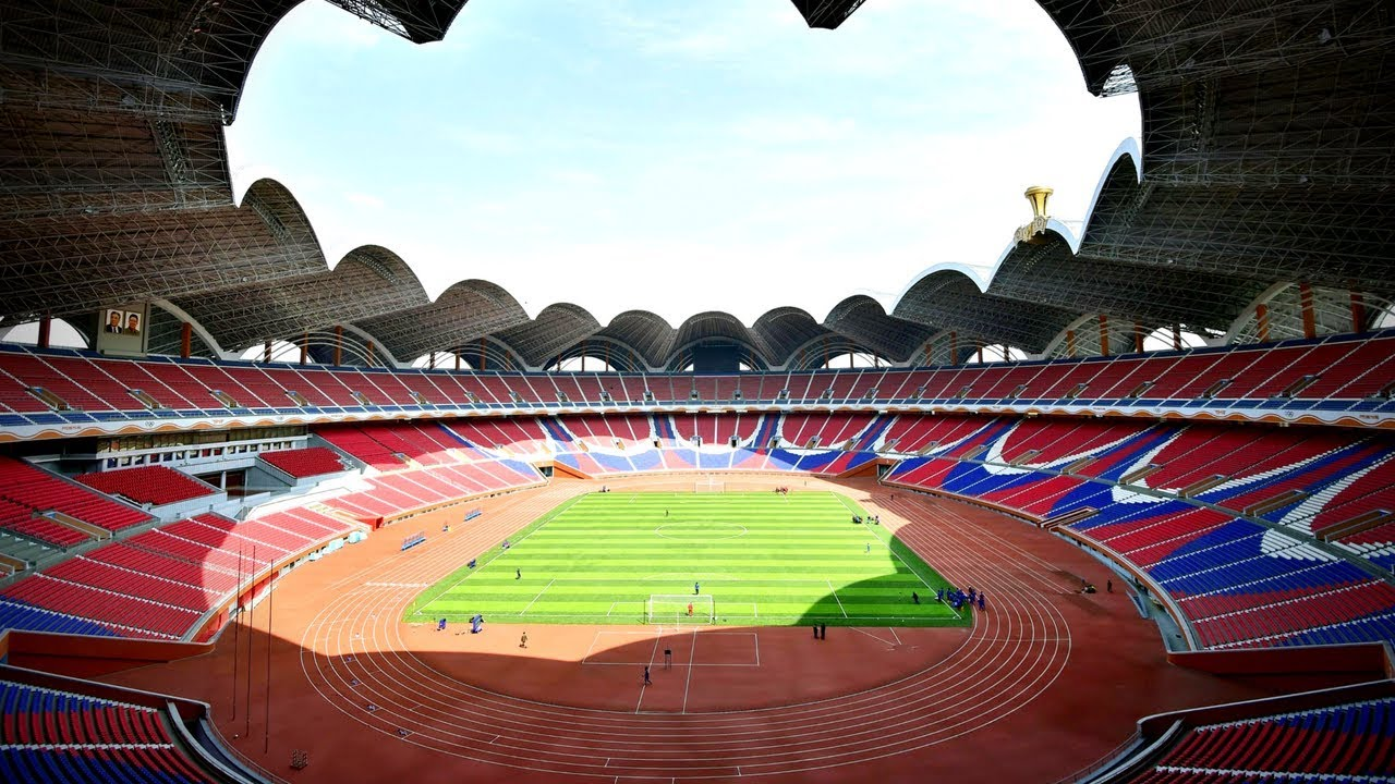 The Rungrado May Day Stadium: The World's Largest Sporting Arena ⋆ Visit  North Korea
