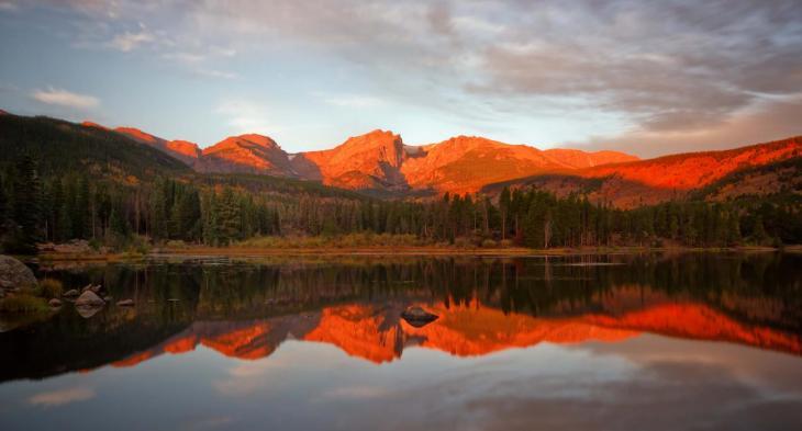 Parque Nacional de las Montañas Rocosas   Visit The USA