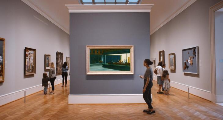 El Art Institute of Chicago en Illinois: los descubrimientos ...