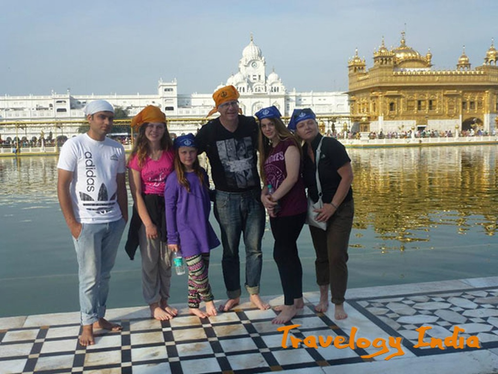 Family Vacation India