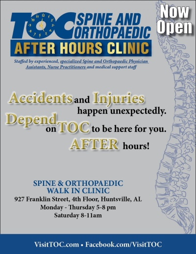 After Hours Clinic informational graphic