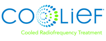 Coolief Logo - Cooled Radiofrequency Treatment