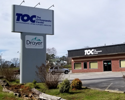 TOC Ardmore, AL | The Orthopaedic Center