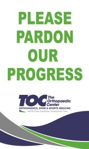TOC Huntsville Construction - Pardon our Progress