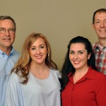 Dr. Steven Buckley, Jennifer Sharp CRNP, Elizabeth Schwarze CRNP, Dr. Michael Lawley | TOC Pediatric Orthopaedics | Huntsville AL