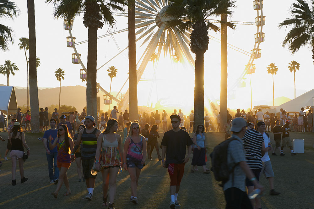 Coachella – ©Visit California