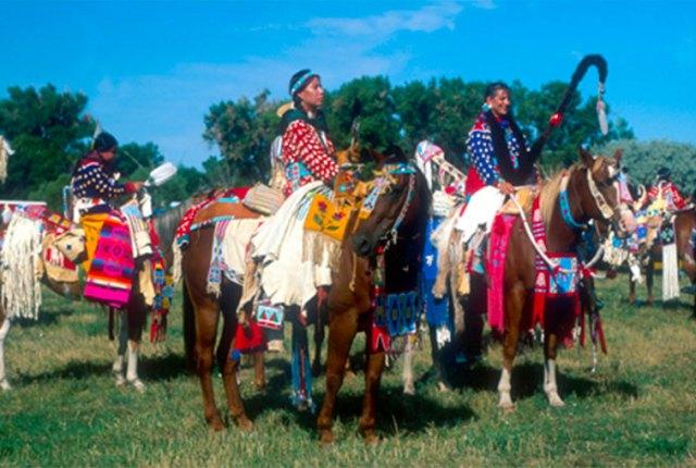 I nativi americani oggi