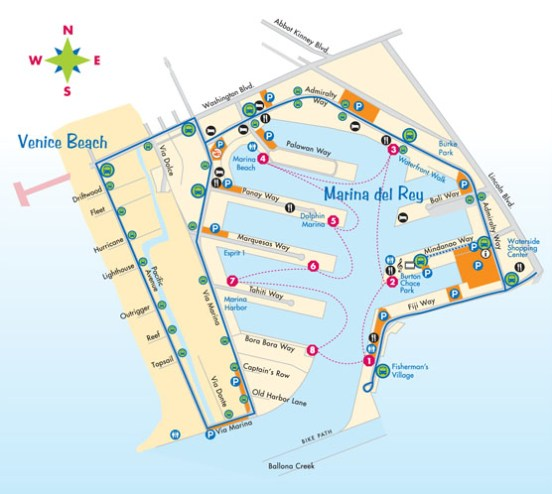 waterbus-map