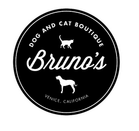 Bruno's Dog and Cat Boutique. 2012 Lincoln Blvd, Venice CA 90291. (424) 268 4031 www.brunosvenice.com