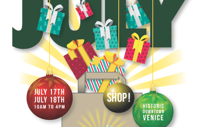 Christmas in July Downtown Sale July 17-18th