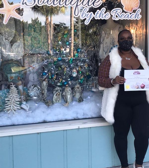 2020 Holiday Window Decorating Contest Winners