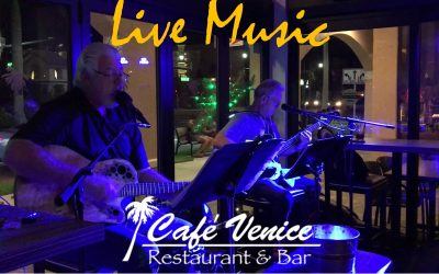 Live Music at Cafe Venice
