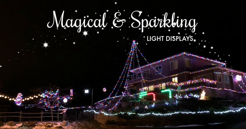 Holiday Light Displays | West Kelowna, BC