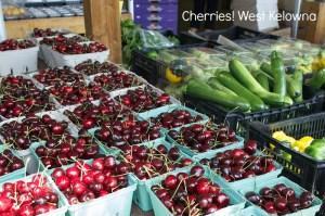 Cherries West Kelowna