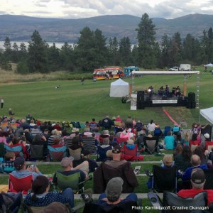 Music in the Park West Kelowna 2