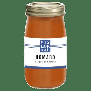 Bisque de homart