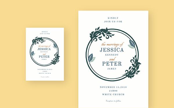 free invitation maker design online